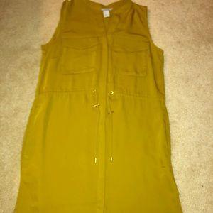 Midi dress, size 6, H&M